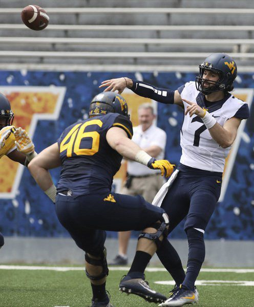 West Virginia QB Will Grier eager to introduce himself to Big 12 | Sports