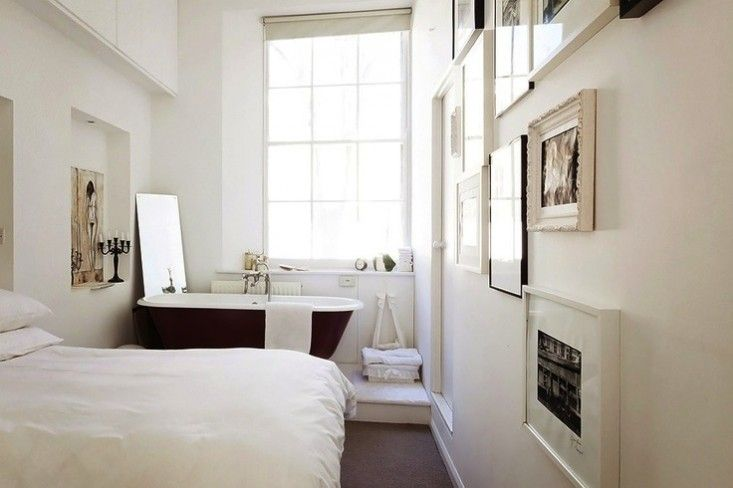 10 Favorites: Baths in the Bedroom: Remodelista