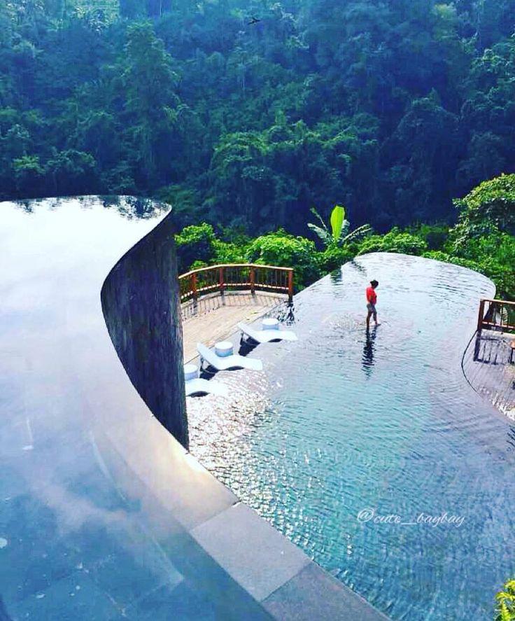 Best 25 ubud hanging gardens ideas on pinterest for Hanging garden pool ubud