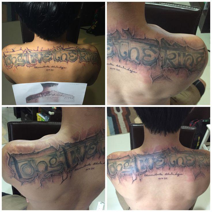 ไม่จบแฟรงค์ไม่จบ  ตกแต่งเพิ่มเติม ของเดิมมีอยู่แล้ว #decoret #tattoo #dinamicink #hummingbirdmachine #homestudio #joywithmetattoo #thankforwatch #thailand id LINE .. joywithme.tattoo