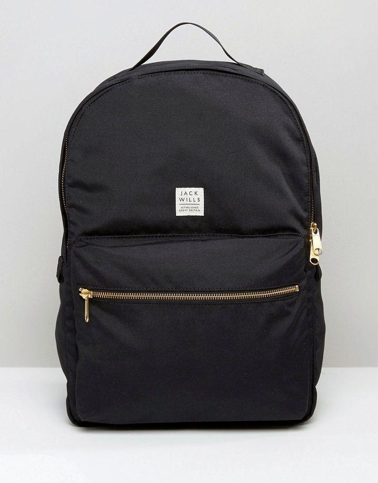 Image 1 of Jack Wills Backpack In Black