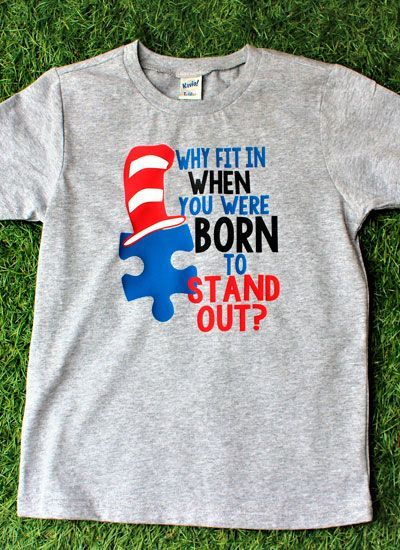Stand Out Designs Shirts : Best autism shirt ideas images on pinterest