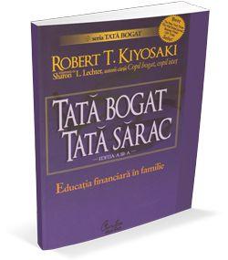 carti de dezvoltare personala Robert Kiyosaki – Tată bogat, tată sărac