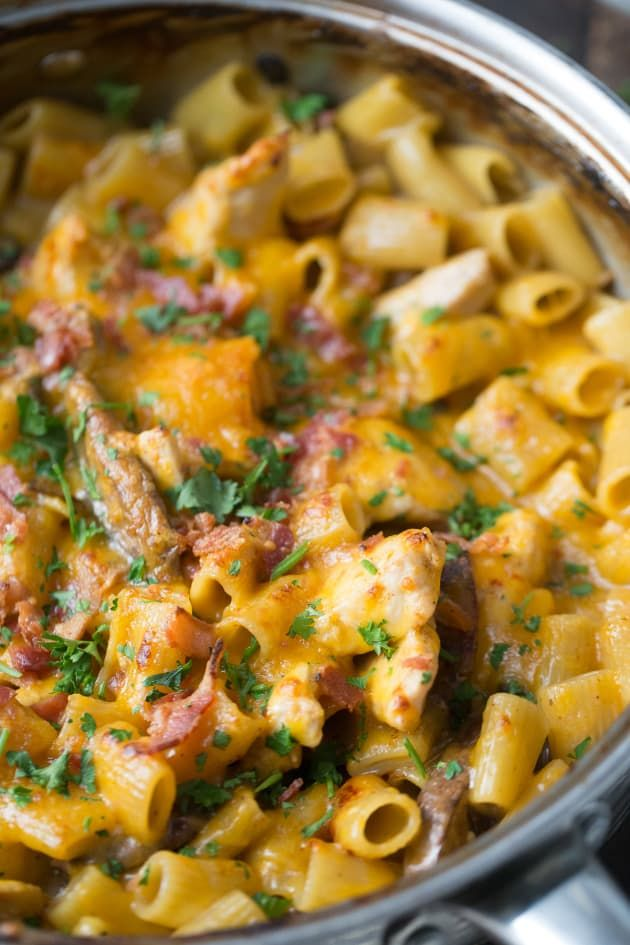 Alice Springs Chicken Pasta will definitely become a favorite in your household. A great weeknight, one pot wonder!