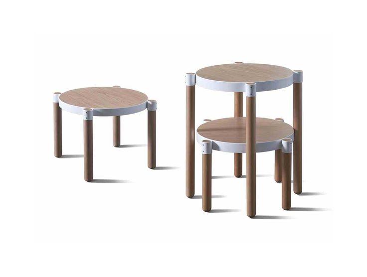 Zestaw 3 stolików OM S i M i L - Sklep Toto Design