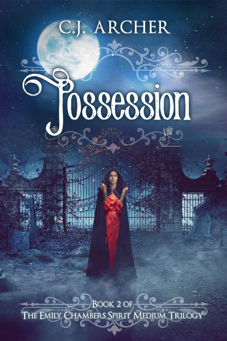Possession Is The Second Book In The Emily Chambers Spirit Medium Series By  Author Cj Archer