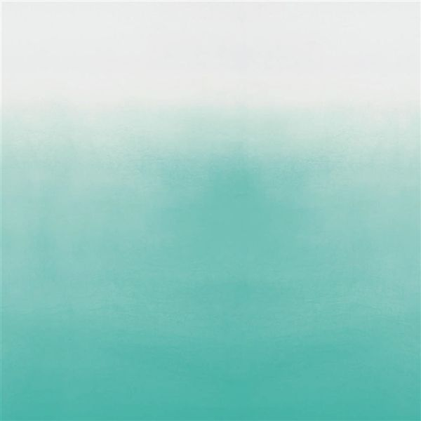 Saraille - Aqua wallpaper, from the Castellani Wallpaper collection by Designers Guild