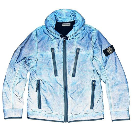 Stone Island Liquid Reflective Jacket | Highsnobiety