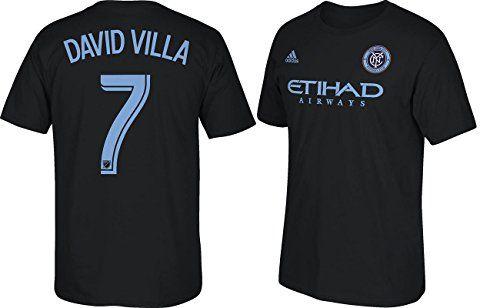 David Villa New York Football Club Black Jersey Name and Number T-shirt T-shirt XX-Large adidas http://www.amazon.com/dp/B00V3UCV2Q/ref=cm_sw_r_pi_dp_g3rNvb1WGK7YH