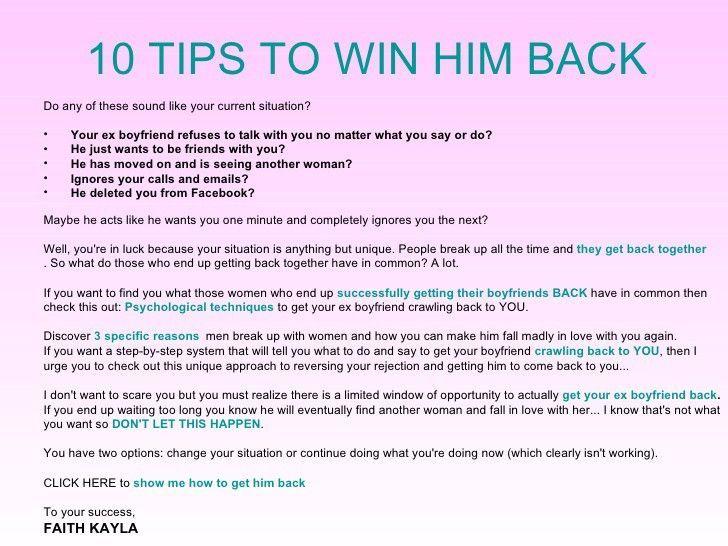 a45290d5c9cd3acfbaae6f71f69d514e - How To Get A Man To Like You Again