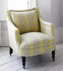George Smith Fairhill chair