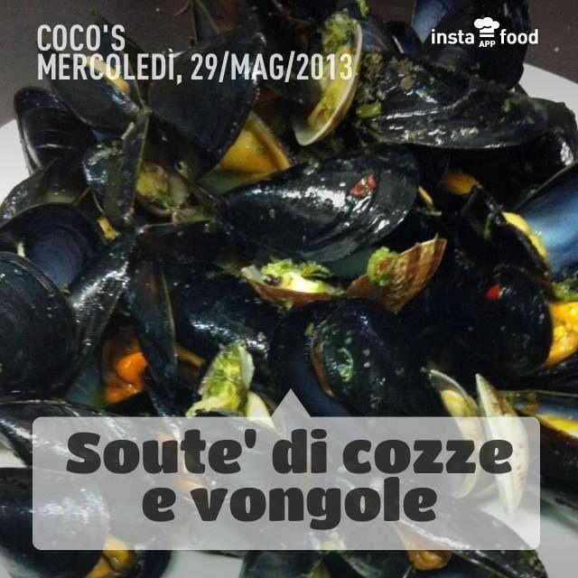 Sauté. Coco's - Pizza e Cucina Mediterranea - Tarquinia Lido (Vt) 338/6064127