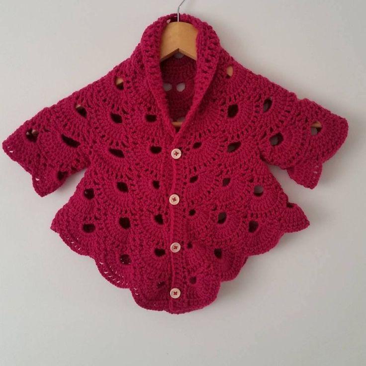 178 besten Poncho Crochet Bilder auf Pinterest | Häkelideen, Ponchos ...