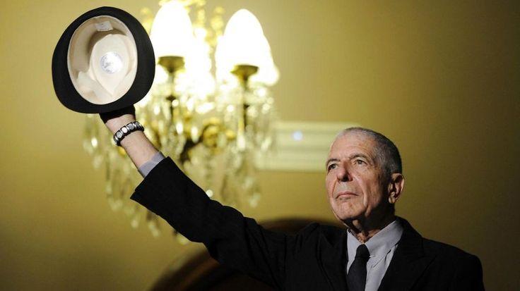 Fra Xabi Alonso til Canadas premierminister opdateres der med erklæringer om sorg og tab efter Leonard Cohens død.