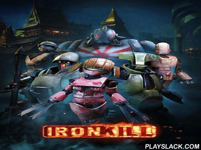Ironkill: Robot Fighting Game  Android Game - playslack.com , Create fight robots and control them in aggravated territory combats. voyage the mainland and fight non-identical foes. Become the world champion of robot fighting competition in this Android game. Control a collection of automatic conquerors from little and swift robots to awkward, but tough alloy animals. Each robot has exclusive methods and fighting style. You can upgrade your robots, increase their performance, and…