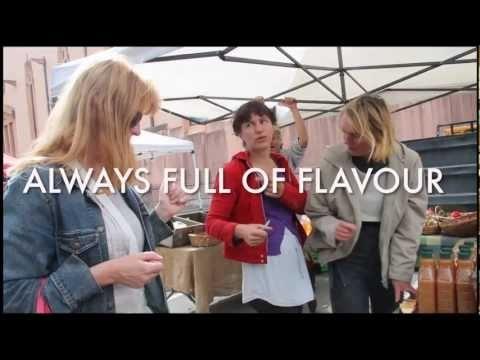 Wellington Local Food Week - shot at Hill Street Farmers' Market