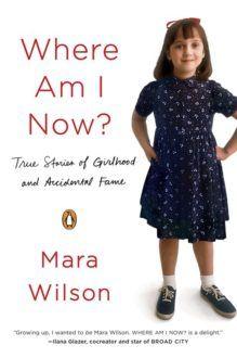 Mara Wilson is Not Matilda – She's Even Better