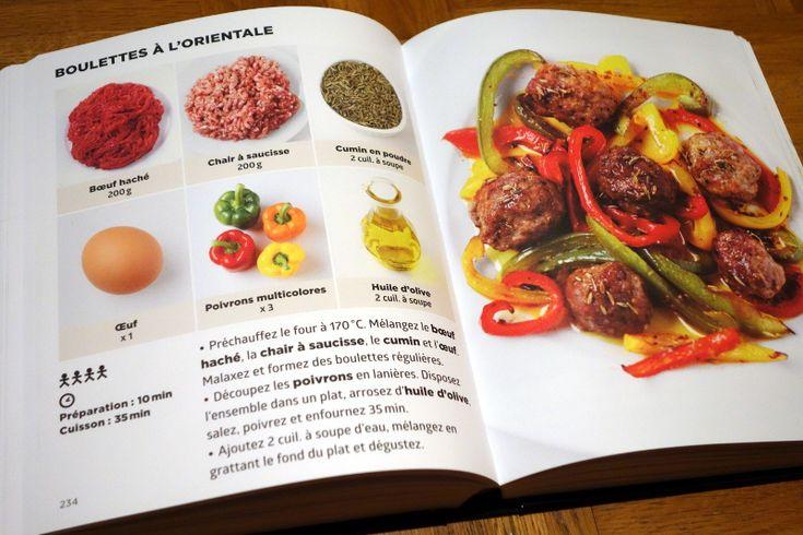 Test simplissime le livre de cuisine le plus facile du monde
