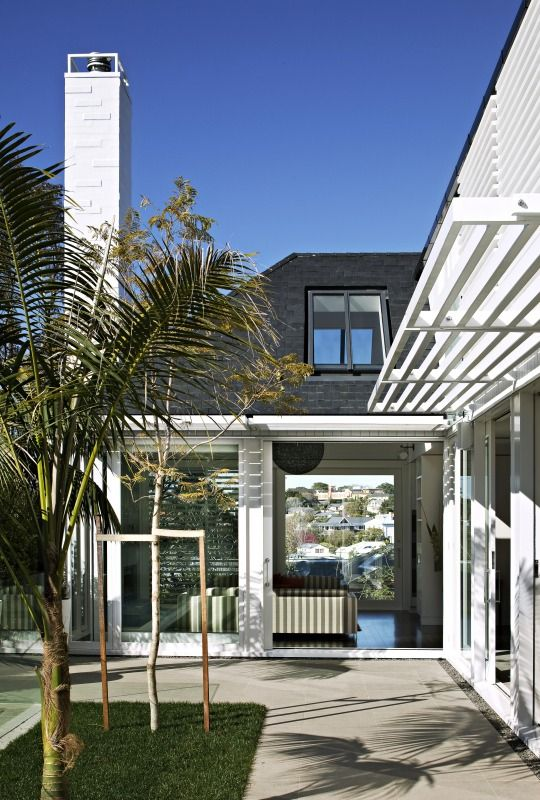 ROBIN O'DONNELL ARCHITECTS   Arney Road House » Archipro
