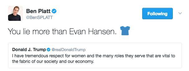Well... dang - Dear Evan Hansen
