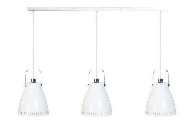 Acate hanglamp aan balk 3 mat witte kappen nieuw huis pinterest chang 39 e 3 - Witte steen leroy merlin ...