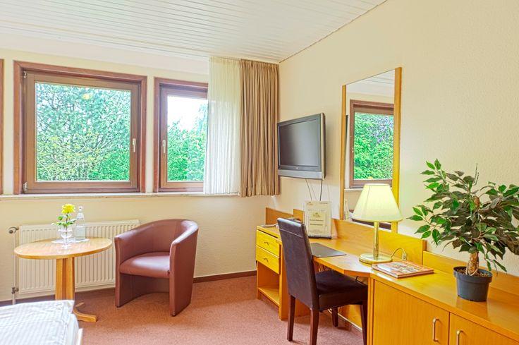 Standard Doppelzimmer im AKZENT Hotel Cordes