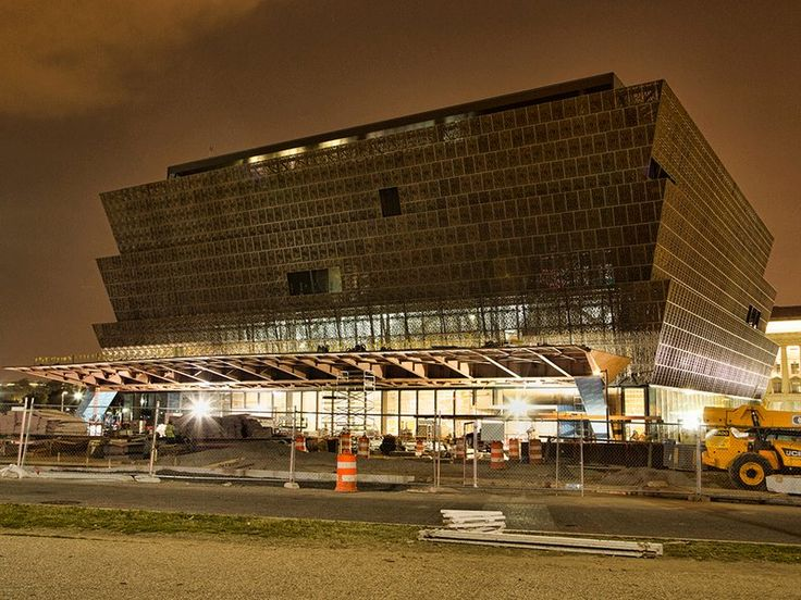 Smithsonian's African American History Museum 300 Madison Drive NW Washington DC