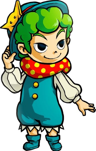 Madame Coutures Assistant from the official artwork set for the Tri Force Heroes #TFH #TLoZ #Zelda from the official artwork set for the Tri Force Heroes #TFH #TLoZ #Zelda http://www.zelda-temple.net/