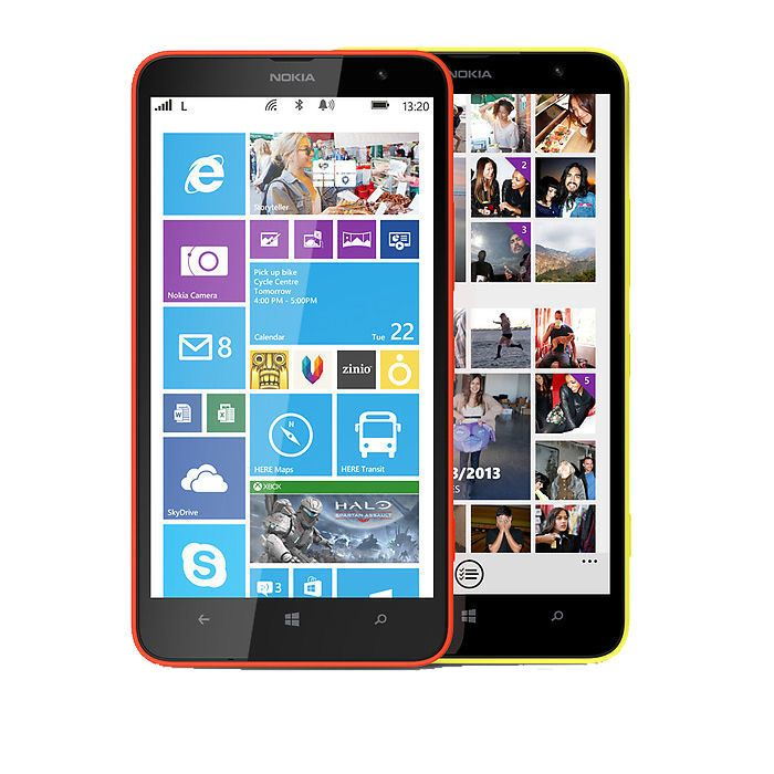 Nokia Lumia 1320	5 Megapixel Kamera 15,24 cm Touchscreen Windows 8 LTE NFC	#mobilcomdebitel #top50  #gemeinsamgehtmehr #smartphone #mdshop #mobiltelefone #digitallifestyle #46 #nokia #lumia1320 #nfc #lte #windows8