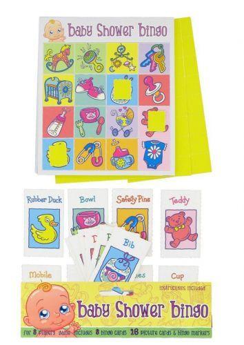 Baby shower bingo game http://www.wfdenny.co.uk/p/baby-shower-bingo-game/5605/