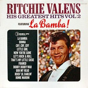 Ritchie Valens...His Greatest Hits Volume 2.jpeg
