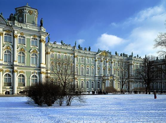 The State Hermitage Museum - Saint-Petersbourg  Impressionism heaven