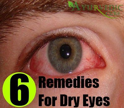 Natural Herbal Supplements | AyurvedicCure.com - https://www.ayurvediccure.com/6-effective-herbal-remedies-for-dry-eyes/