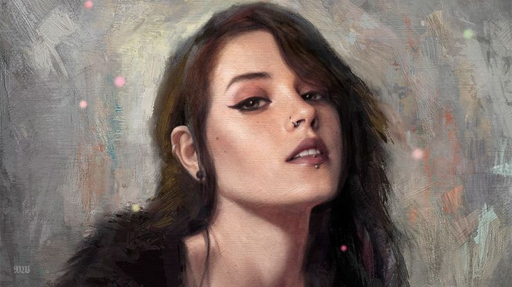 Corel Painter 2018 review: the world's best painting software can now create thick layers of paint - Review - Digital Arts