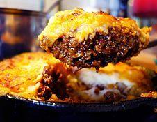 Grandma's Creamy Ham & Potato Casserole | MrFood.com