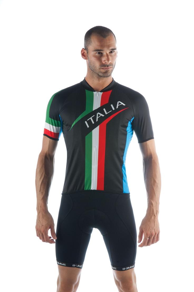 Biemme Men's ITALY cycling / bike jersey