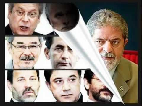Olavo de Carvalho - Lula o Chefe Mensalão PT FARC Foro de São Paulo.