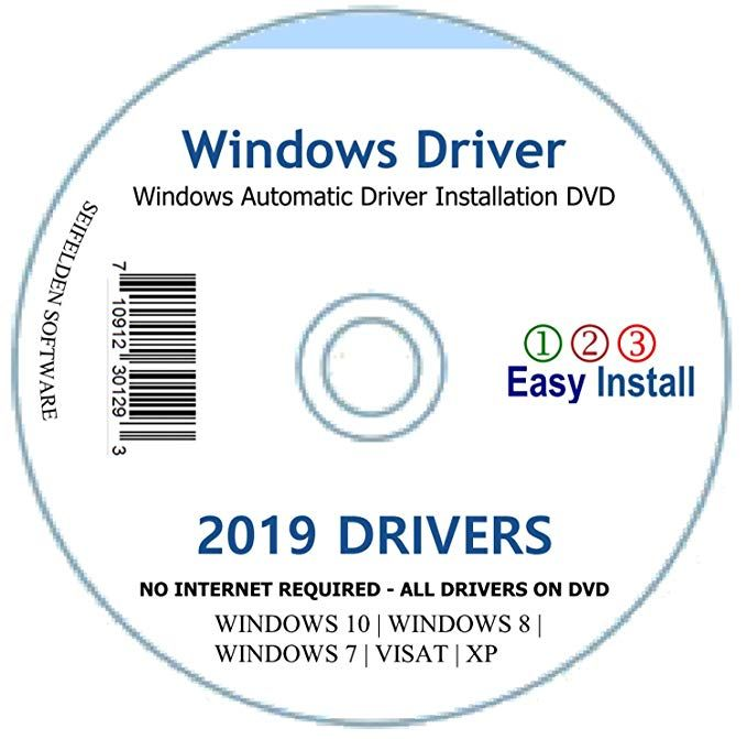 Automatic Driver Installation Recovery Disc For Windows 10 7