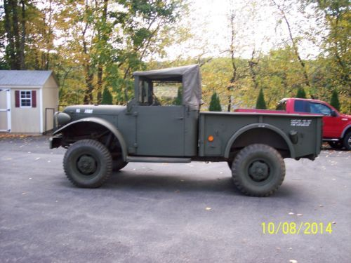19 best dodge m37 images on Pinterest | Dodge, Dodge power wagon and