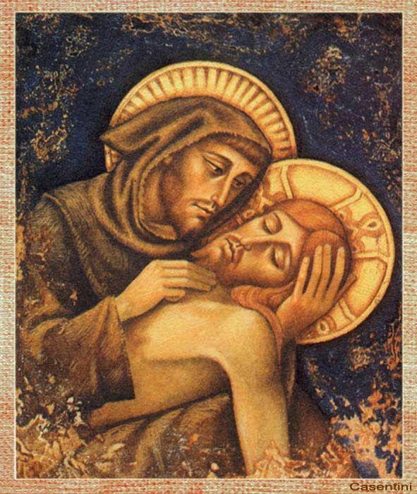 disegni medioevali sulla vita di san francesco - Cerca con Google