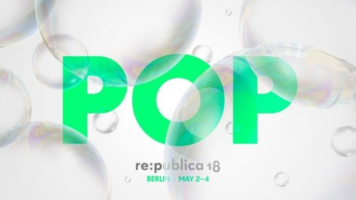 re:publica: The power to celebrate and the citizens  network firm   (Image: the finished design #rp18 key visual Creative Commons CC BY-SA 2.0 )   12. Edition of the Internet conference re:pubica in Berlin under the Motto Pop and is still to reach more of the Mainstream. The conclusion is for the first time a Free Outside Festival for all.   The re:publica is on course for further growth. This year it is on the edge of the Internet conference in Berlin symposia on the topics of Women in…