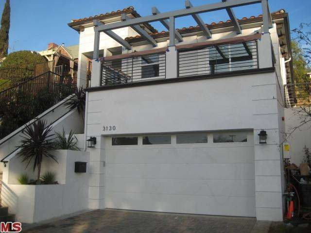 3130 Verdugo Rd, Los Angeles, CA 90065 — Wonderful new construction in the emerging area called Glassel Park. Bring your Westside buyers, who have been priced out of the market, to a great home with a lot of special details. High ceilings,open kitchen family room,dark laminate wood floors, decorator colors  throughout. Set up off the street for light, air and privacy. Large master plus 2 additional good sized bedrooms.  Private yard.  Drought tolerant gardens with drip irrigation systems…