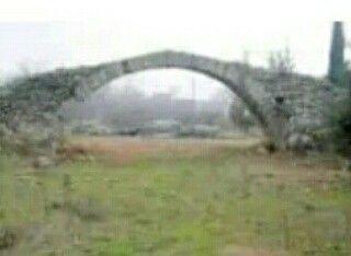 Bridge-Sarıkemer taş köprü-Menderes-İzmir
