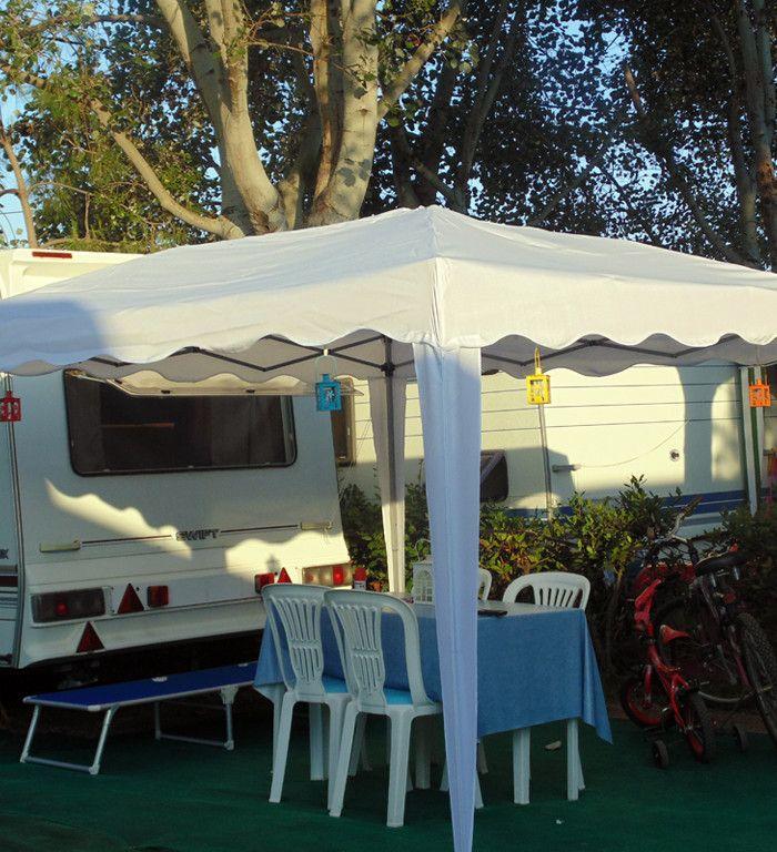 Enjoy your #holidays at #Camping A Ouzouni #Beach #Halkidiki