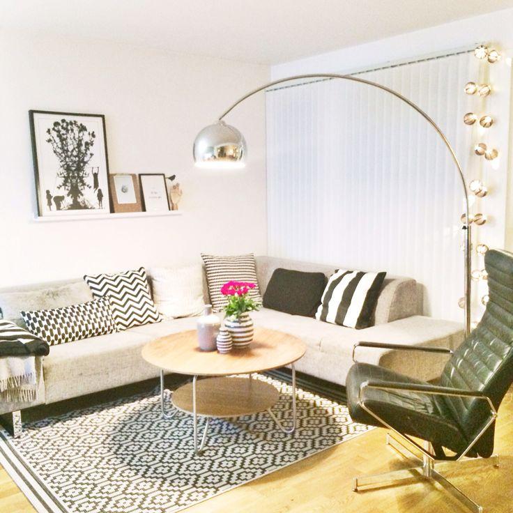 FoRs-HoMe ➡️ livingroom #livingroom #blackandwhite