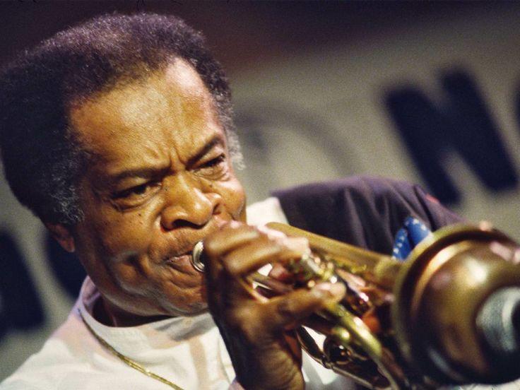 Donald Byrd, influential jazz trumpet player