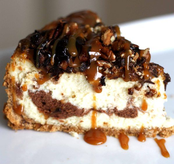 100+ Turtle Cheesecake Recipes on Pinterest | Cheesecake ...