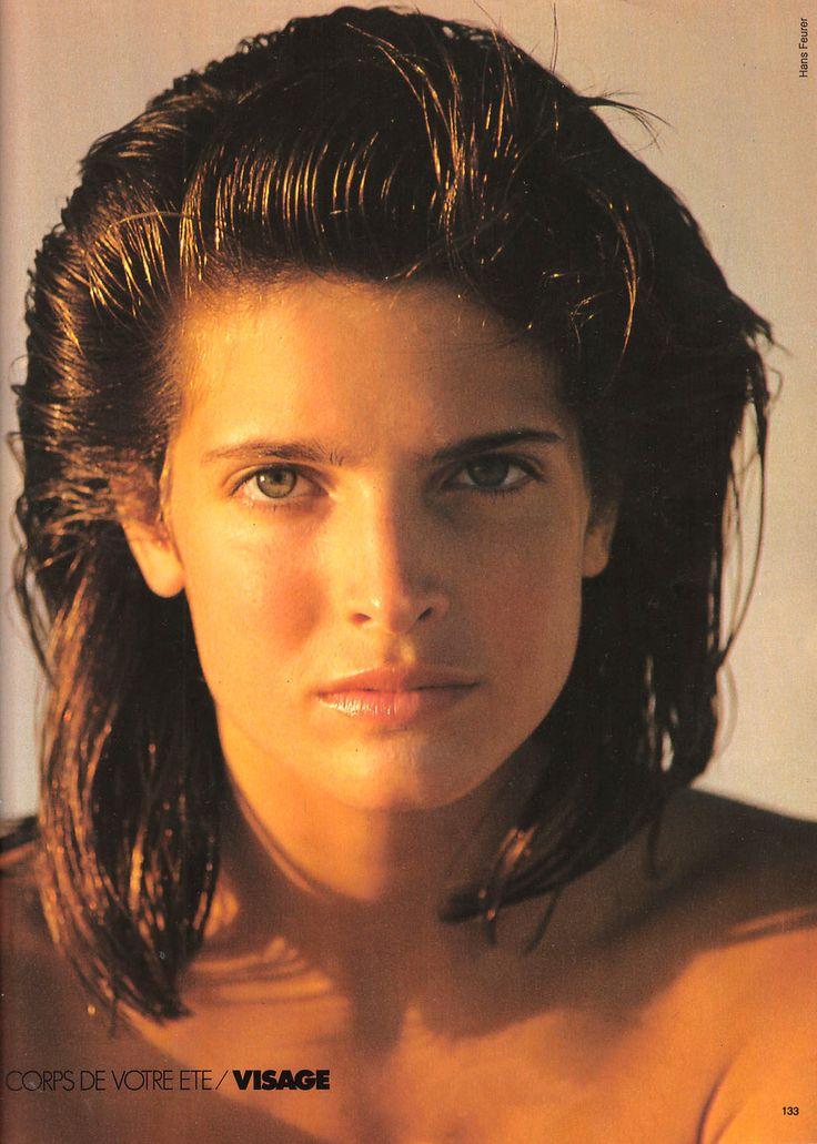 Stephanie Seymour, 1986 from... - Yesterday's Girls