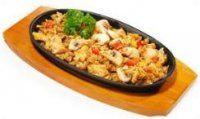 Gluten-Free, Dairy-Free Chicken Fried Rice