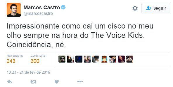 11 tuítes provam que você não é o único que chora vendo The Voice Kids